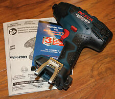 NEW Bosch 26618 18 Volt Lithium-Ion Impact 18V Drill/Driver NEW