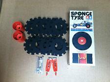 Tamiya Buggy Sponge Tyre Set ( Rear). # 5185
