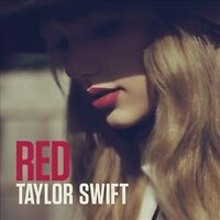 Red by Taylor Swift NEW! CD,16 tracks 2012 Big Machine Records Free ship !