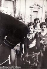 #SPORT- CICLISMO: G. SARONNI 30-3-1978 (FOTO)