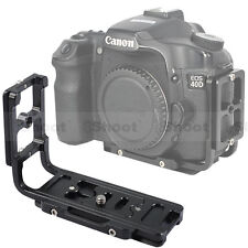 Vertical Shoot Quick Release Plate/Camera Holder Grip for Canon EOS 60D/40D/20D