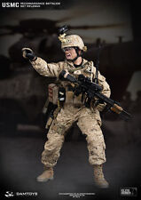"""DAM 1/6 Scale 12"""" Elite Series USMC Reconnaissance Battalion M27 Rifleman 78014"""