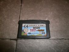 JEU NINTENDO GAMEBOY ADVANCE (GBA UKV): DOUBLE GAME! BLOCK PARTY & SPEEDWAY