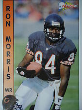 NFL 358 Ron Morris WR Wide Receiver Pacific 1992