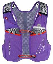 UltrAspire Momentum Trail Endurance Running Race Vest, Purple, Medium