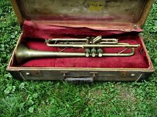 CARL FISHER NATIONAL TRUMPET, CASE