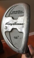 Tommy Armour 845IW Silver Scot 3 Hybrid 18° Regular Right-Handed Graphite