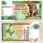 MULTI-VARIATION LISTING 2 denominations banknotes of Sri Lanka UNC