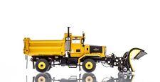 TWH 1/50 CAMION CHASSE-NEIGE OSHKOSH P series SNOW PLOW 4X4  Jaune Yellow