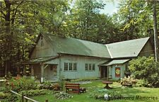 DORSET VT 1966 Original Dorset Playhouse Home of Caravan Theatre VINTAGE VERMONT