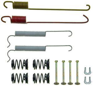 Drum Brake Hardware Kit Rear Coni-Seal # BK7280  Dorman HW7280