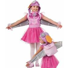 Polyester Cartoon Characters Costumes for Girls