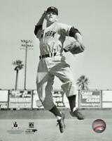 "1951 Rookie MICKEY MANTLE ""New York Yankees"" LICENSED poster print 8x10 photo"