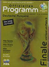 2006 World Cup Final.Germany v Italy.German Ed.