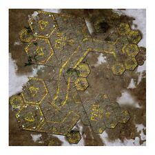 Micro Art Studios Nuevo Y En Caja Estera de Juego De Guerra - 48 X 48 Pulgadas-US Ariadna X00003