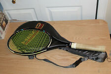 Head Graphite Pro Tennis Racket Made in Austria Twaron Fiber w case 4 1/2 L4
