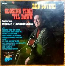 "RED SOVINE ""Closing Time 'Til Dawn"" BRAND NEW FACTORY SEALED 1969 Starday LP"