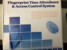Biometric Fingerprint Attendance Time Clock Rfid Card Reader No Monthly Fees
