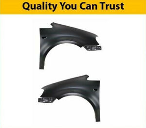Volkswagen Caddy Front Wing Pair Left & Right 2003-2010 Insurance Approved New