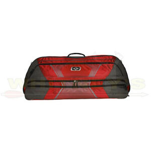 Easton World Cup Soft Bow Case - RED-526880