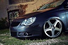 VW EOS Type 1F R-Line Calandre Sport Avant Grille Noir Sans Emblème 2006-2010
