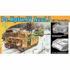 DRAGON 7498 1/72 scale Pz.Kpfw.IV Ausf.J Mid Production
