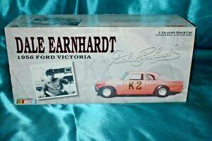 Nascar 1/24  Dale Earnhardt 1956 Ford Victoria Die Cast Car NIB