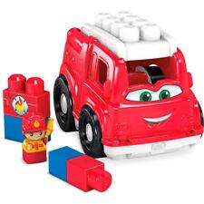 Mattel Mega Bloks Construx Bloks Freddie Fire Truck