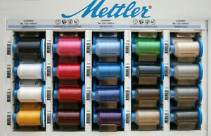 Mettler Seraflock Stretch Elasticated Sewing Thread 1000m
