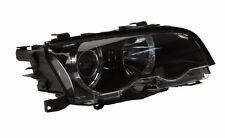 BMW E46 323 325 328 330 M3 Black Trim Xenon Right Pass. Headlight Assembly OEM
