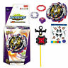 New Beyblade BURST B-125 01: Dead Hades 11Turn Zephyr' with Launcher Toy Gifts