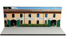 Diorama Officina Meccanica Alfredo Ferrari - 1/64ème | 3 inch - #3in-2-D-D-002