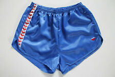 ARENA Vintage Shorts SIZE XS NEW Sports Sprinter Nylon Gym Glanz Shiny gay glanz