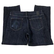Hugo Boss Jacksons Men's Straight Leg Denim Jeans 35W 34L (Act 36W 28.5L)