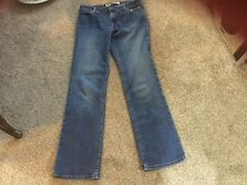 HARLEY DAVIDSON womens Denim jeans Size 6 MOTORCYCLE