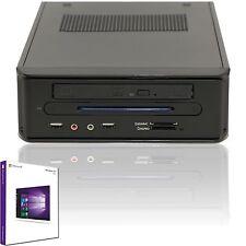 mini PC Quadcore Intel J3455 Apollo Lake - 8GB DDR3 - 120GB SSD - Windows 10 Pro