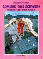 Edmund das Schwein, kompl. Serie Bd 1 + 2, 1. Auflage, Carlsen