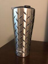 Tervis Tumbler Stainless Steel Diamond Plated 30 oz