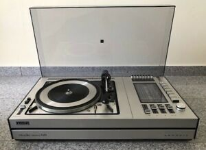 Grundig Studio 2040 HiFi Quadro (Turntable / Plattenspieler DUAL 1228)  VINTAGE