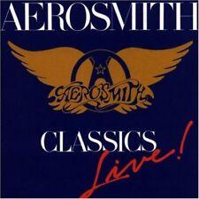 Aerosmith-CLASSICS LIVE CD NUOVO