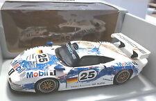PORSCHE 911 GT1 1996  UT MODELS STUCK WOLLEK #25 NEU OVP LANGE AUSVERKAUFT NOOB