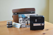 Vintage Bell & Howell  8 MM Movie Camera Zoom Reflex Autoload w/ Case