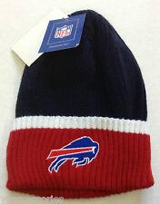 NWT NFL Buffalo Bills Reebok Winter Knit Hat Beanie Cap OSFA NEW! 42664c355016