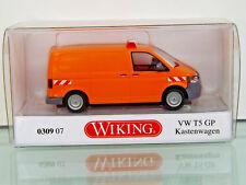 Wiking 030907 - 1:87 - Communal - VW T5 Gp Fourgonette - Neuf Emballage