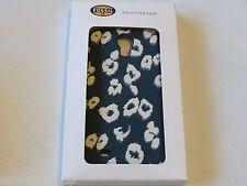 Fossil SL4646989 Cheetah Phone Case S4 Cheetah blue Galaxy S4 Case phone NWT*^