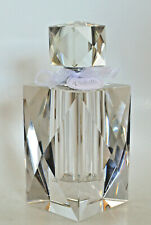 New Tall Vidali Collection Crystal Prism Perfume Bottle