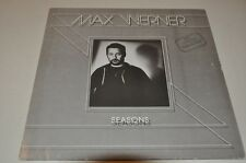 Max Werner - Seasons - Pop 80er - Album Vinyl Schallplatte LP