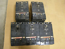 USED Square D FHB36040 I-Line Circuit Breaker 40 Amps 600VAC