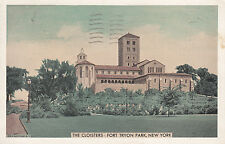 Post Card - New York / The Cloisters - Fort Tryon Park