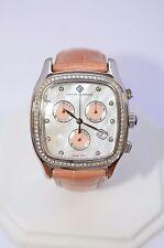 w537david yurman chronograph t307cst mop diamond steel watch
